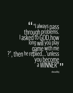 god replied