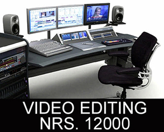 video-editing- IT SOLUTION POKHARA