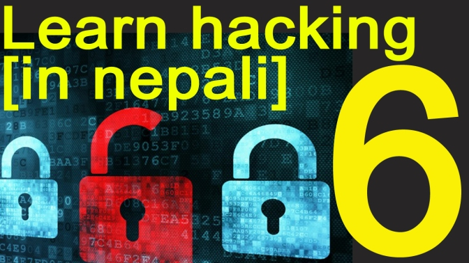 [In Nepali] Learn Ethical Hacking – Part 6 : Passive Reconnaissance