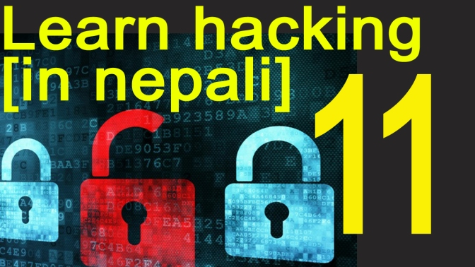 [In Nepali] Ethical Hacking Video Part 11 : Enumeration Basics