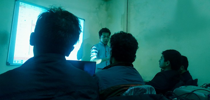 Ethical Hacking Workshop pokhara nepal 2017 bijay acharya 1.jpg