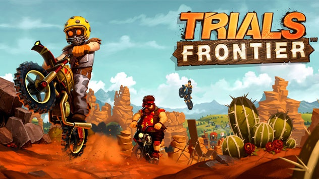 Top 10 OFFLINE Games for Android – 1/10, TRAILS FRONTIER