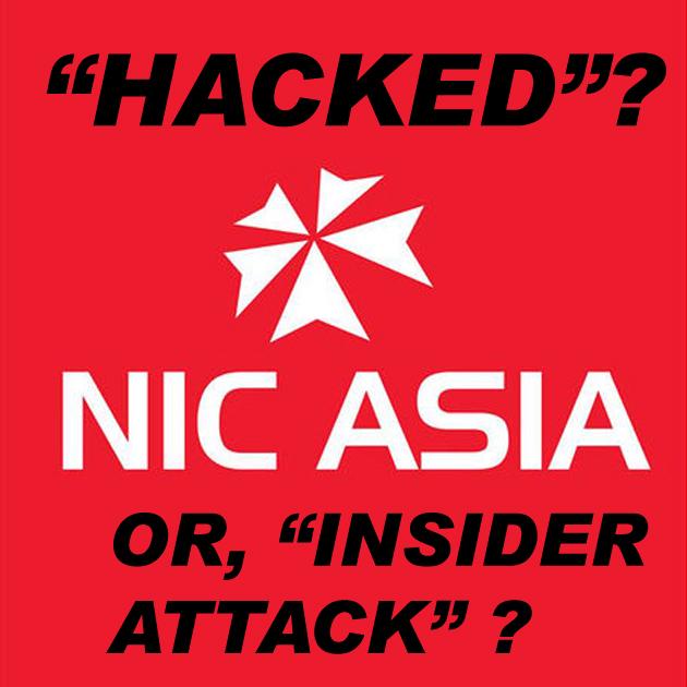 एनआईसी एसिया (N.I.C. Asia) बैंकको 'स्विफ्ट ह्याक' – करिब  ४५ करोड रुपैयाँ चोरी भएको